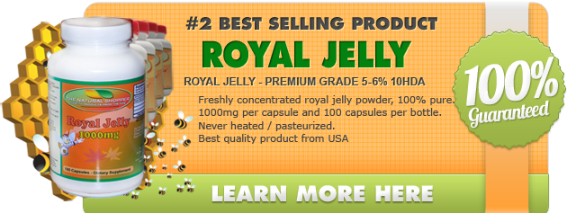royal jelly and its health benefits