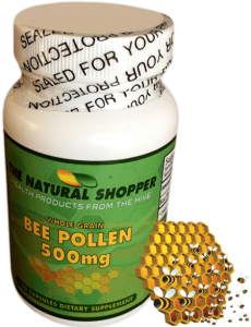 bee pollen benefits and homeopathy