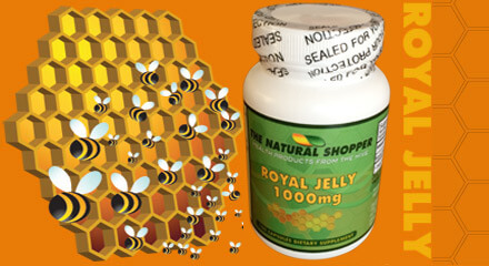 royal jelly - learn more and buy here