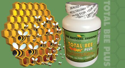 Total Bee Plus from The Natural Shopper