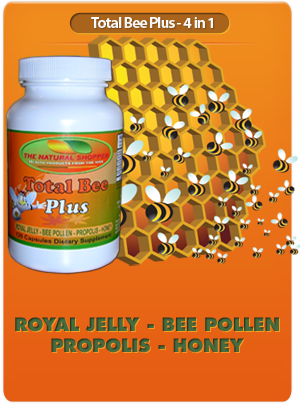 Buy total bee plus with bee propolis extract