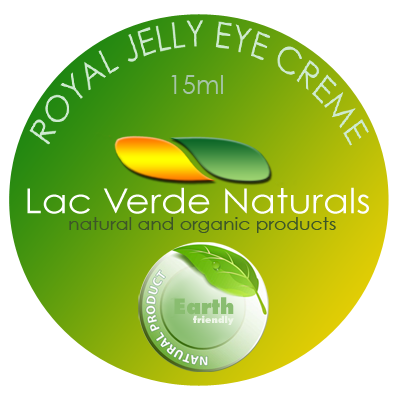 Royal Jelly Eye Creme from Lac Verde
