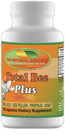 Total Bee Plus all four in one capsule