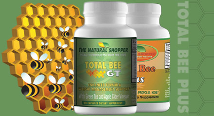 New Product – Total Bee GT (Natural weight loss and weight management)