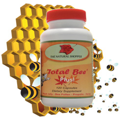 royal jelly and bee pollen