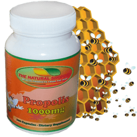 propolis for natural health