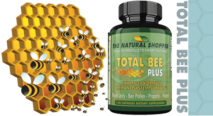 learn more about Total Bee Plus from The Natural Shopper