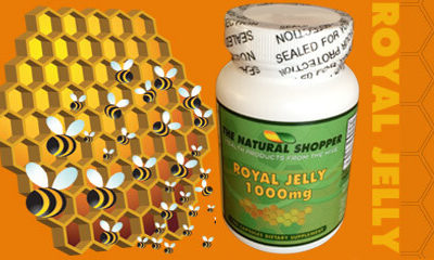 Organic Royal Jelly