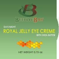royal jelly eye creme 0.75 oz