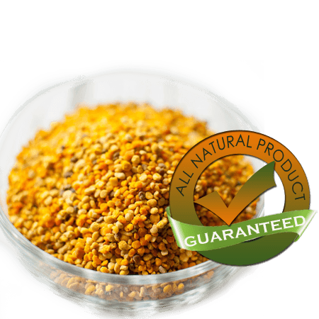 Bee pollen granules weight loss
