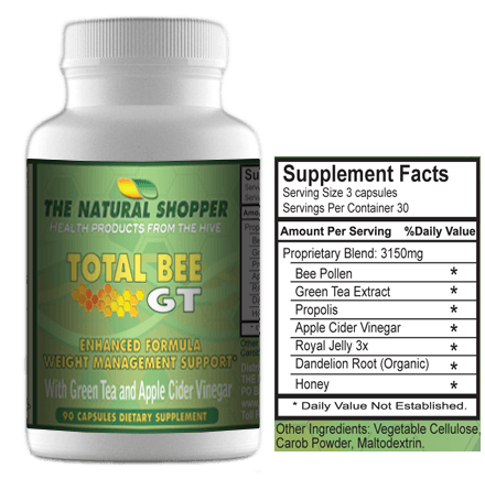 total bee weight loss wl