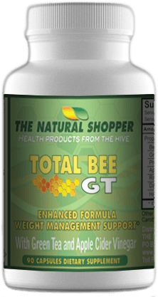 Total Bee GT with Green Tea for weight loss