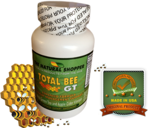 total bee GT with dandelion root and green tea