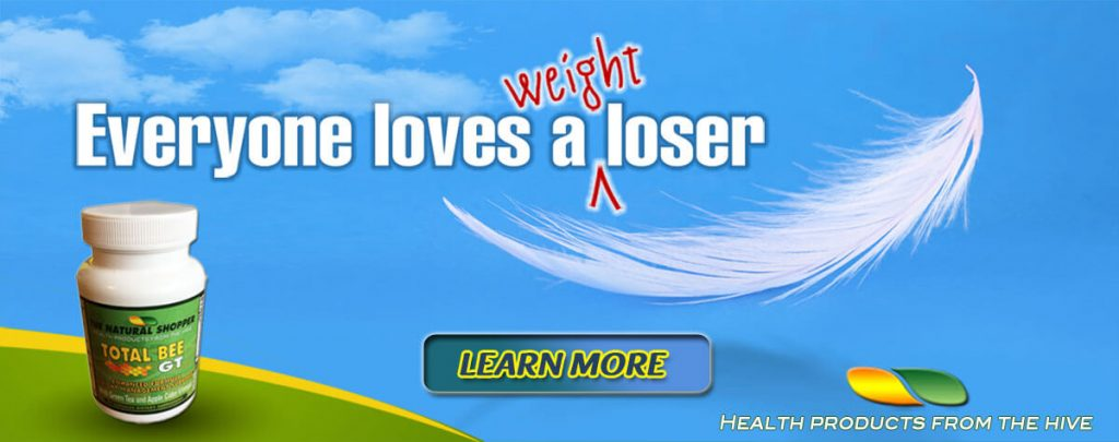 bee products and weight loss